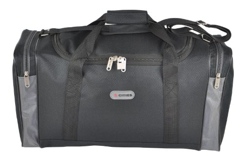 5 cities leichtes handgep ck kabine gr e sports duffel for 20 x 40 cabin