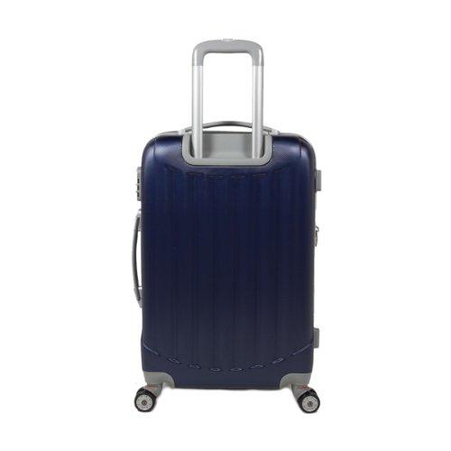 beibye 2033 valise rigide roulettes mod le m bleu bleu bagages. Black Bedroom Furniture Sets. Home Design Ideas