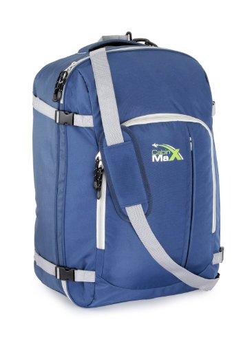 cabin max sac dos carry on de 44l faire sa valise n a jamais t aussi facile 55 x 40. Black Bedroom Furniture Sets. Home Design Ideas
