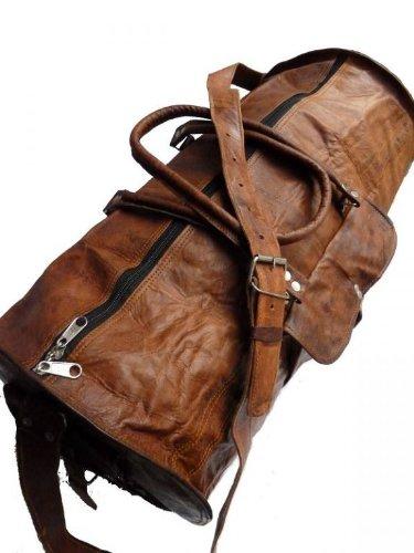 gusti cuir nature archie sac de voyage bagage main bagage cabine sac bandouli re sac port. Black Bedroom Furniture Sets. Home Design Ideas