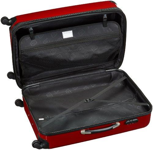 hauptstadtkoffer alex valise coque dure rouge brillant 75 cm 119 litres bagages. Black Bedroom Furniture Sets. Home Design Ideas