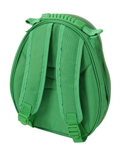 skyflite 2086 set bagage skykidz valise roulettes et sac dos pour enfant grenouille. Black Bedroom Furniture Sets. Home Design Ideas