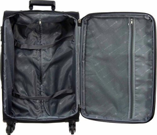 lot de 3 valises souple dont une cabine ryanair david. Black Bedroom Furniture Sets. Home Design Ideas