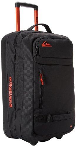 quiksilver bagage cabine circuit noir noir eqybl00035 bagages. Black Bedroom Furniture Sets. Home Design Ideas