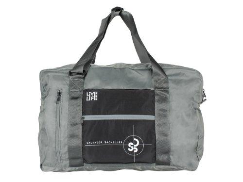 salvador bachiller pliage sac de voyage travel bag 0806 noir bagages. Black Bedroom Furniture Sets. Home Design Ideas