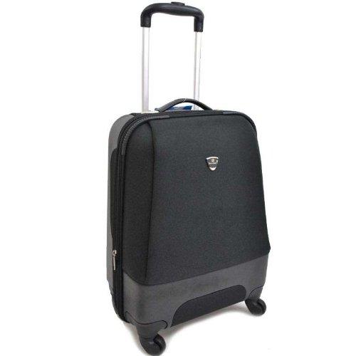 snowball valise ultra legere 50 cm noir bagages. Black Bedroom Furniture Sets. Home Design Ideas