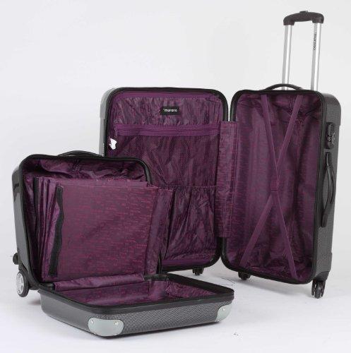 valise 59 cm pilot case murano bagages. Black Bedroom Furniture Sets. Home Design Ideas