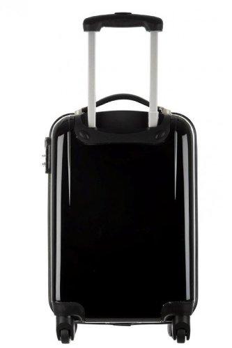 corinne cobson valise shanna noir taille m bagages. Black Bedroom Furniture Sets. Home Design Ideas