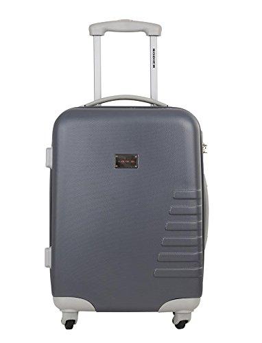 valises trolleys valise hekla gris taille m bagages. Black Bedroom Furniture Sets. Home Design Ideas
