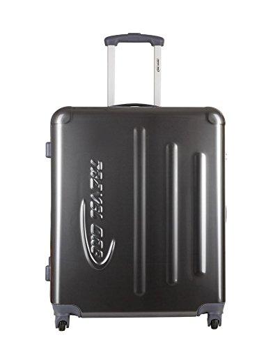 valises trolleys valise baruta gris taille m bagages. Black Bedroom Furniture Sets. Home Design Ideas