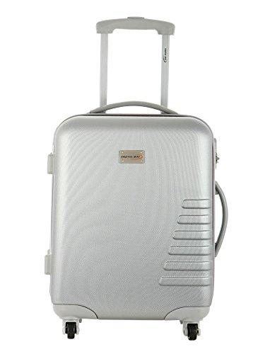 valises trolleys valise varna argent taille m bagages. Black Bedroom Furniture Sets. Home Design Ideas