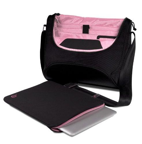 100671 la besace black addict sac bandouli re pour macbook pro et ordinateurs portables 13. Black Bedroom Furniture Sets. Home Design Ideas