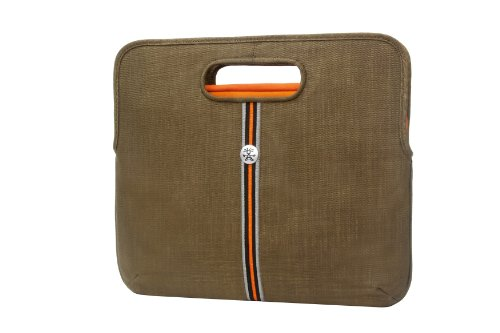 crumpler common rice etui pour ordinateur portable 13 taille m bronze pumpkin orange bagages. Black Bedroom Furniture Sets. Home Design Ideas