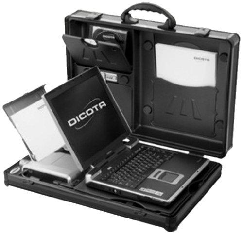 dicota datadesk 100 mallette pour ordinateur portable 14 15 4 canon ip 100 bagages. Black Bedroom Furniture Sets. Home Design Ideas