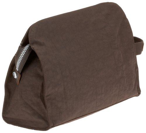 kipling trim trousses de toilette mode femme marron expresso brown bagages. Black Bedroom Furniture Sets. Home Design Ideas