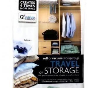 pack mate sac compression manuelle pour voyage bagages. Black Bedroom Furniture Sets. Home Design Ideas