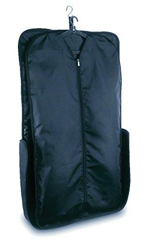 sac de voyage pour costumes rectangulaire bandouli re bagages. Black Bedroom Furniture Sets. Home Design Ideas