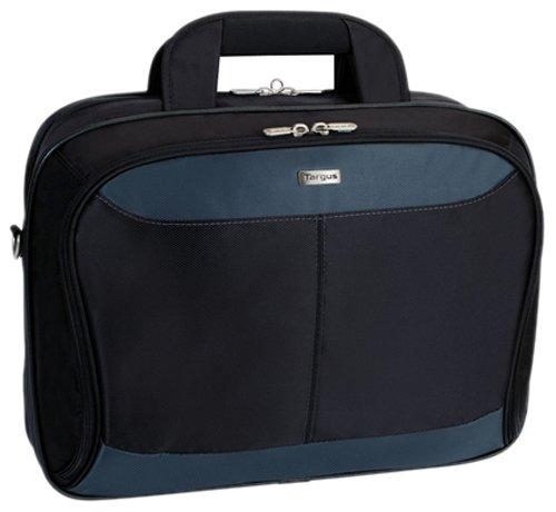 targus atmosphere 13 4 inch 34cm laptop case sacoche pour ordinateur portable 13 4 noir bleu. Black Bedroom Furniture Sets. Home Design Ideas
