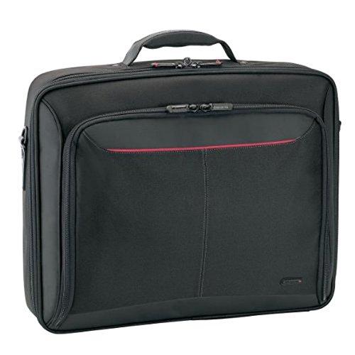 targus cn317 classic sacoche pour ordinateur portable 18 pouce noir bagages. Black Bedroom Furniture Sets. Home Design Ideas