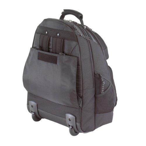 targus sport sac dos roulettes 15 15 6 noir bagages. Black Bedroom Furniture Sets. Home Design Ideas