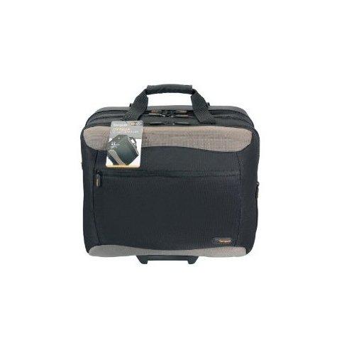 targus tcg717 city gear sacoche pour ordinateur portable 16 17 3 noir et gris bagages. Black Bedroom Furniture Sets. Home Design Ideas
