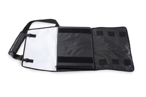 acme made nopa tri fold housse de protection pour ordinateur portable blanc bagages. Black Bedroom Furniture Sets. Home Design Ideas