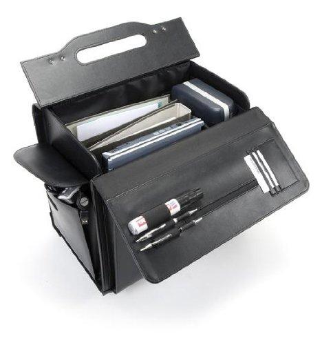 dicota datacollect mallette avec roulette pour ordinateur portable 15 15 4 bagages. Black Bedroom Furniture Sets. Home Design Ideas