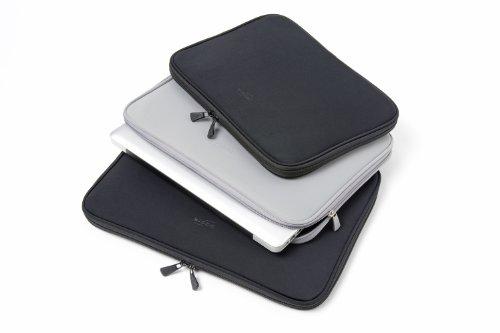 dicota softskin housse de protection en n opr ne pour ordinateur portable 15 gris bagages. Black Bedroom Furniture Sets. Home Design Ideas